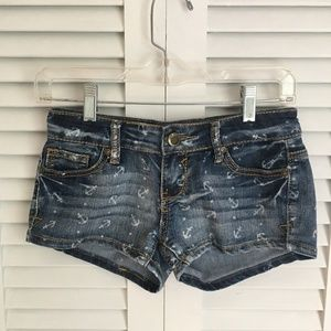 1st Kiss Anchor Shorts